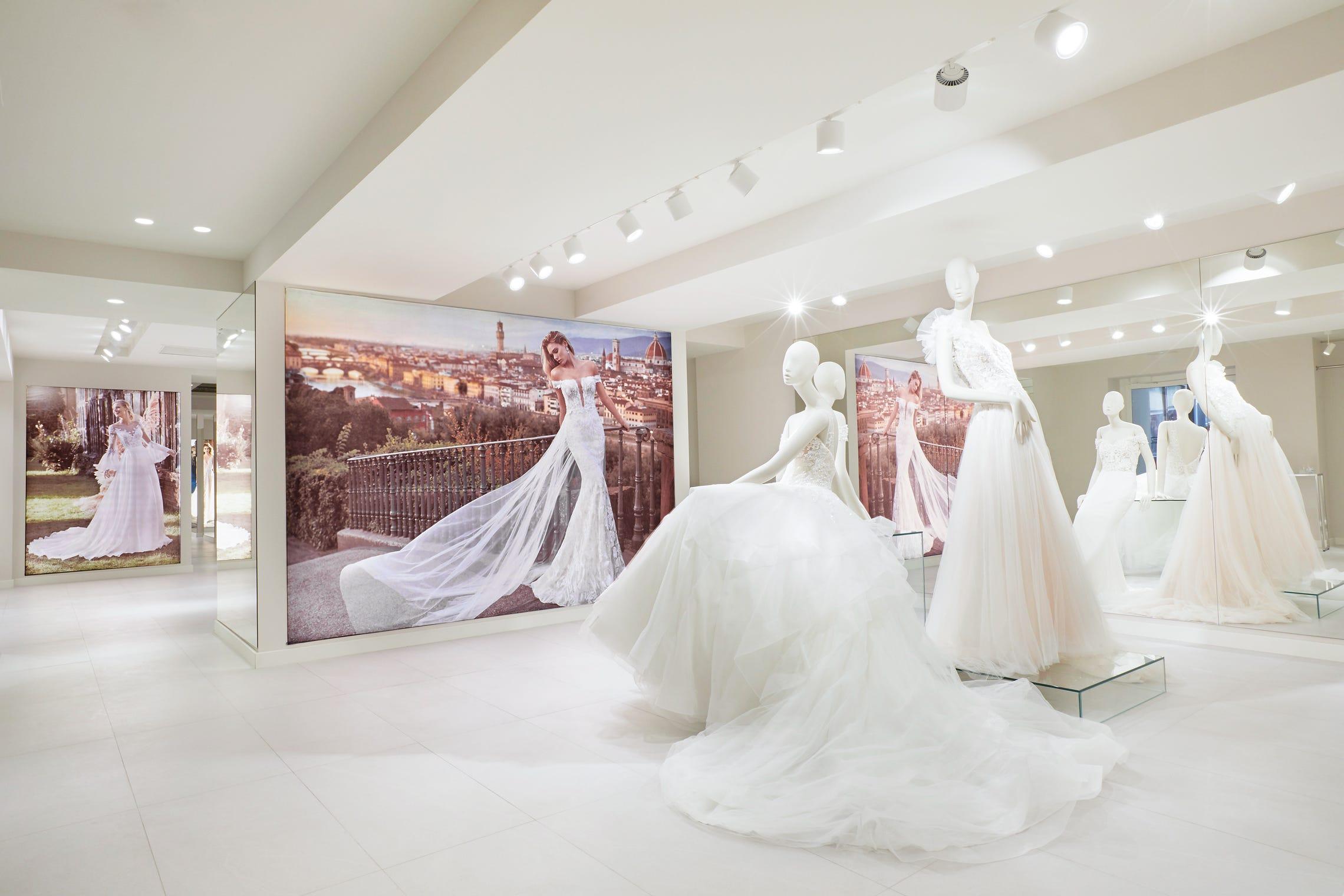 negozio abito da sposa Nicole