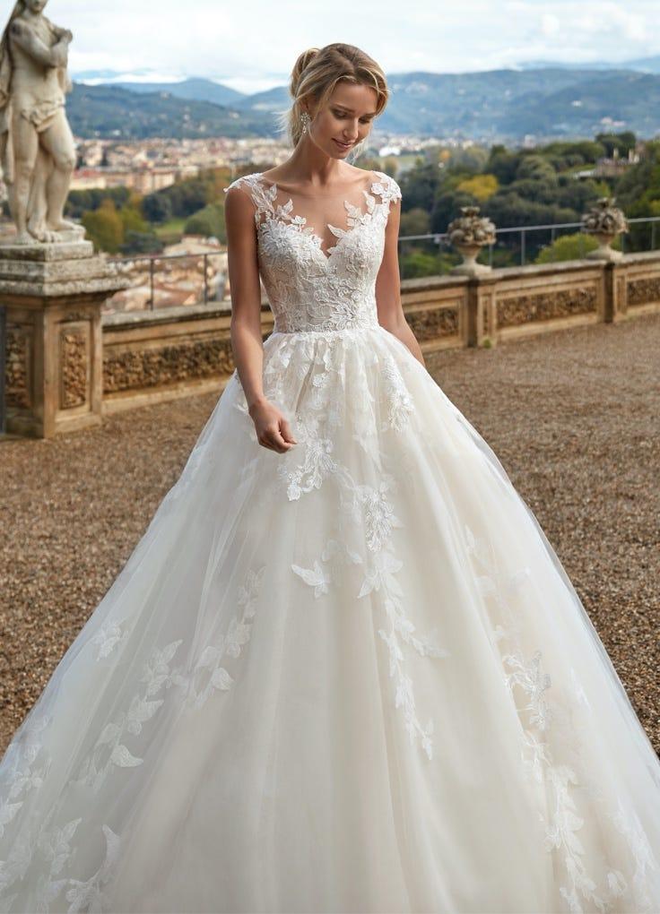 Nicole Milano The Elegance Of Italian Design In Fashion Bridal