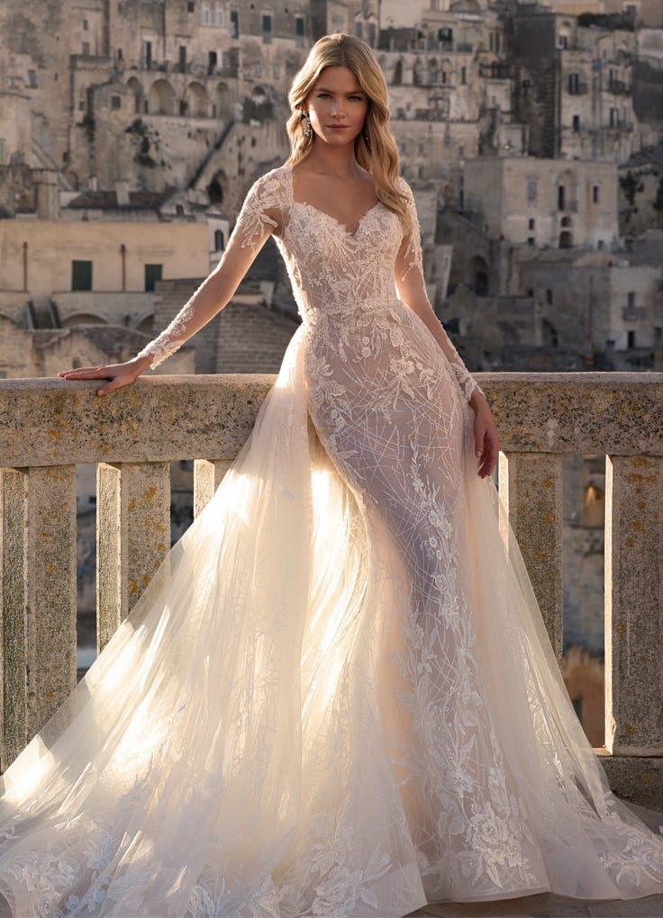 Nicole Milano The Elegance Of Italian Design In Fashion Bridal